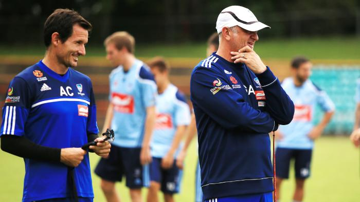 Keeping players fit, injury free and successful – the Sydney FC approach