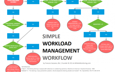 A simple and practical daily workload management workflow